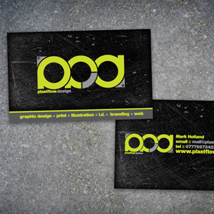 20 Inspirational Green Business Cards
