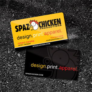Yellow Beautiful Business Cards