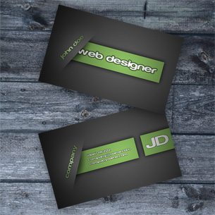 Premium and unique business card templates part 12 modern business card reheart Images