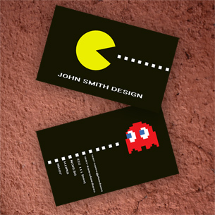 Pacman Business Card