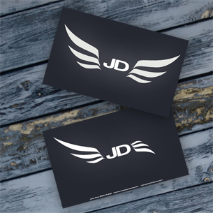 Wings Business Card