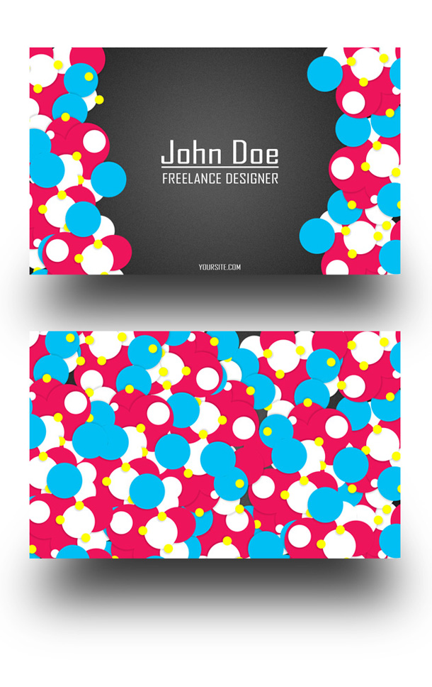 Business Card for Freelancers | Unique Business Cards