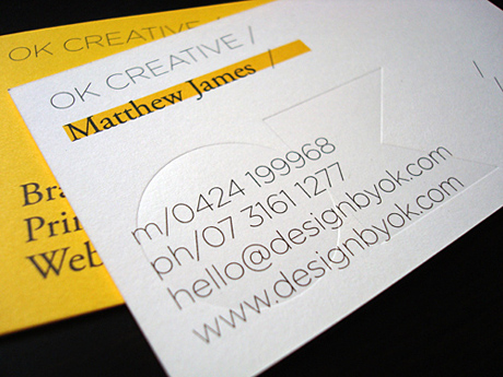 70 business card inspirations unique business cards