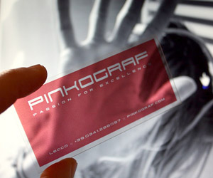 25+ Plastic Business Cards