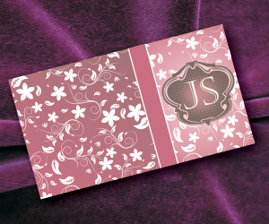 Royal Business Card Design