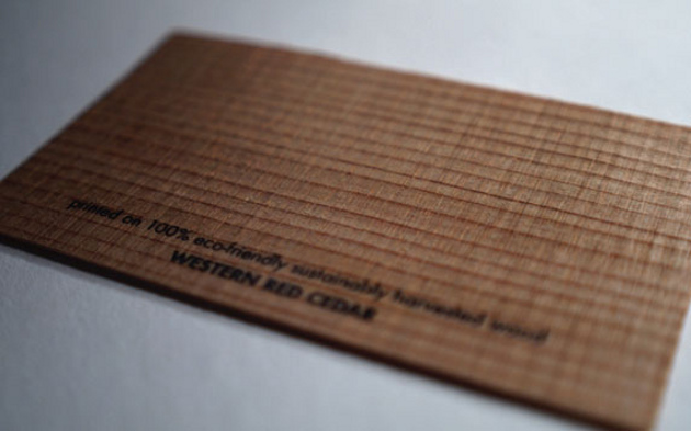 24 wooden business card designs unique business cards