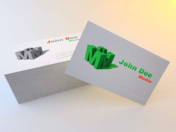 Media Business Card