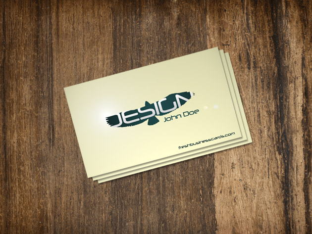 cool business card template