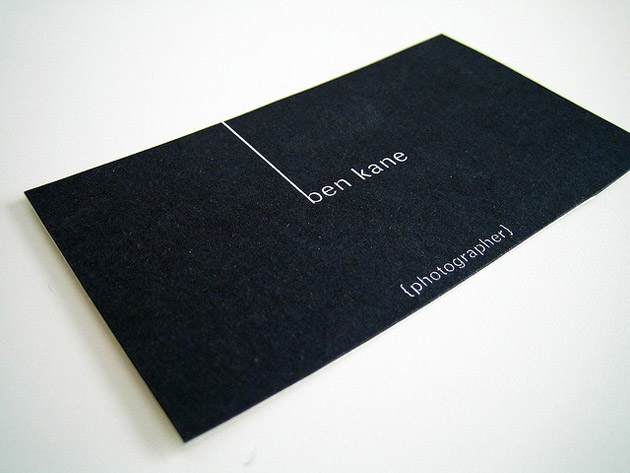 35 awesome black business cards unique business cards black business card by hello harbor 33 colourmoves