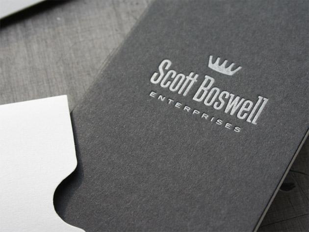 40 letterpress business cards unique business cards letterpress business card 3 advertising 40 reheart Gallery