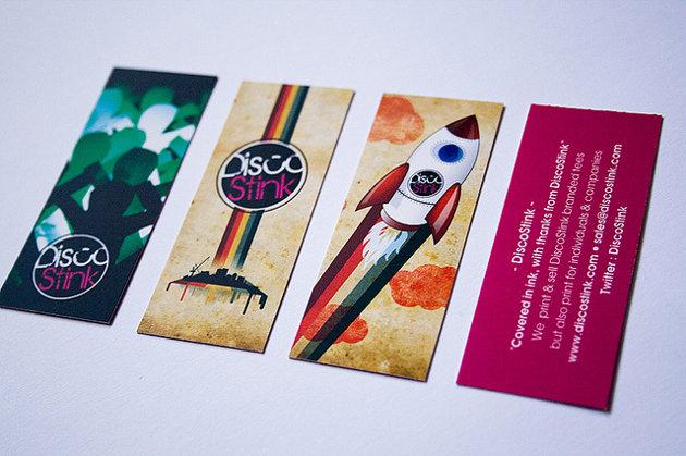 5 - Mini Business Cards