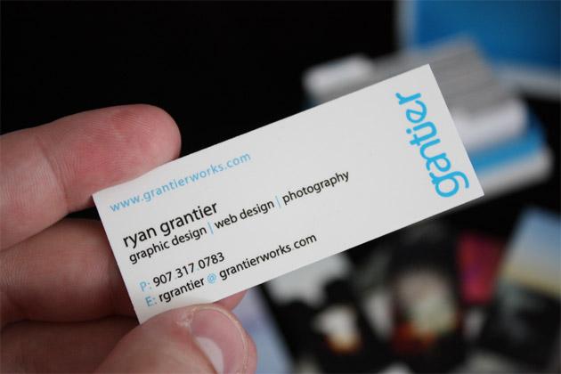 37 mini business cards unique business cards 28 reheart Images