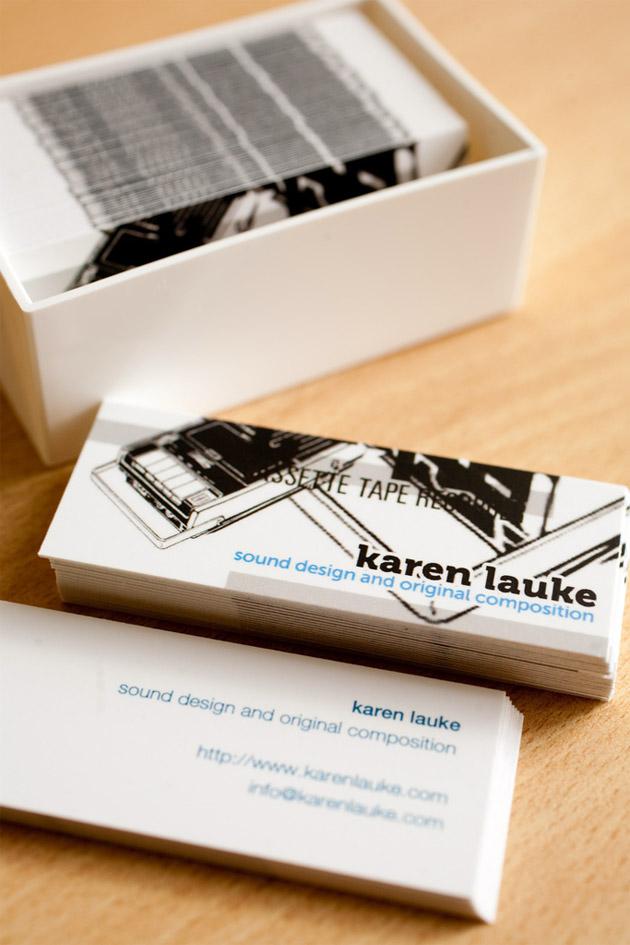 37+ Mini Business Cards | Unique Business Cards