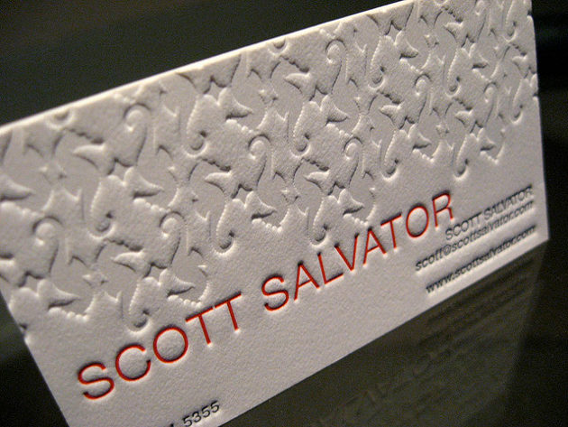 Scott Business Card