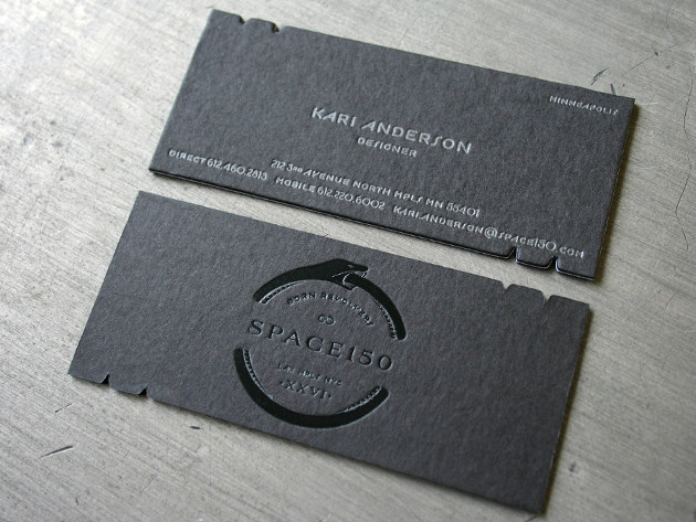 35 awesome black business cards unique business cards black business card by beast pieces 5 colourmoves