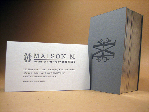 luxury business cards by publicide 28 - Luxury Business Cards