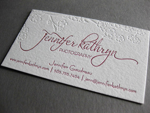 40 embossed business cards unique business cards embossed business card by pistachio press 5 colourmoves