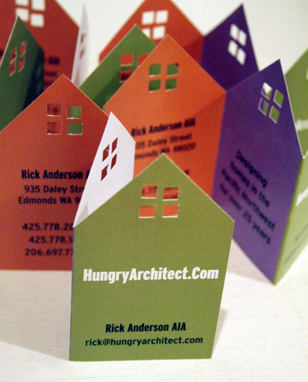 30 Die Cut Business Cards | Unique Business Cards