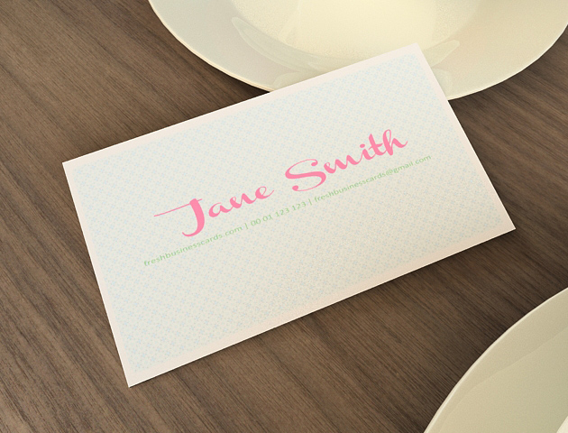 Style Business Card