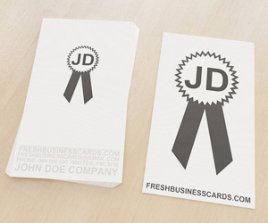 Decor Business Card