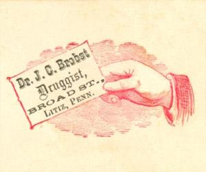 33 Vintage Business Cards